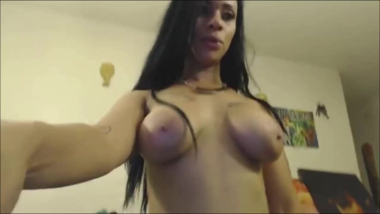Latina Big Booty Creampie