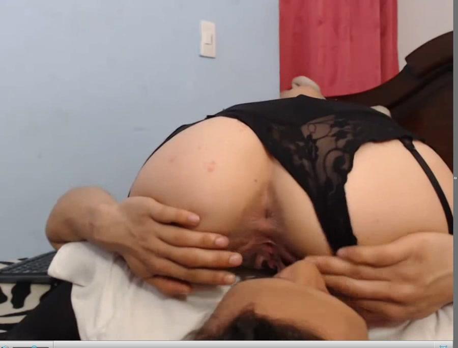 Lesbian Finger Hot Pussy