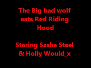 sasha steel 8