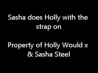 sasha steel 9