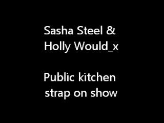 sasha steel 10