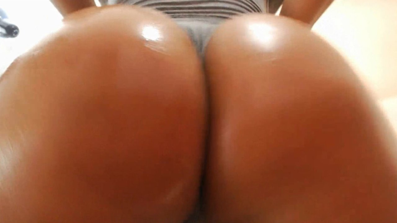Hot Girl Big Ass Twerking