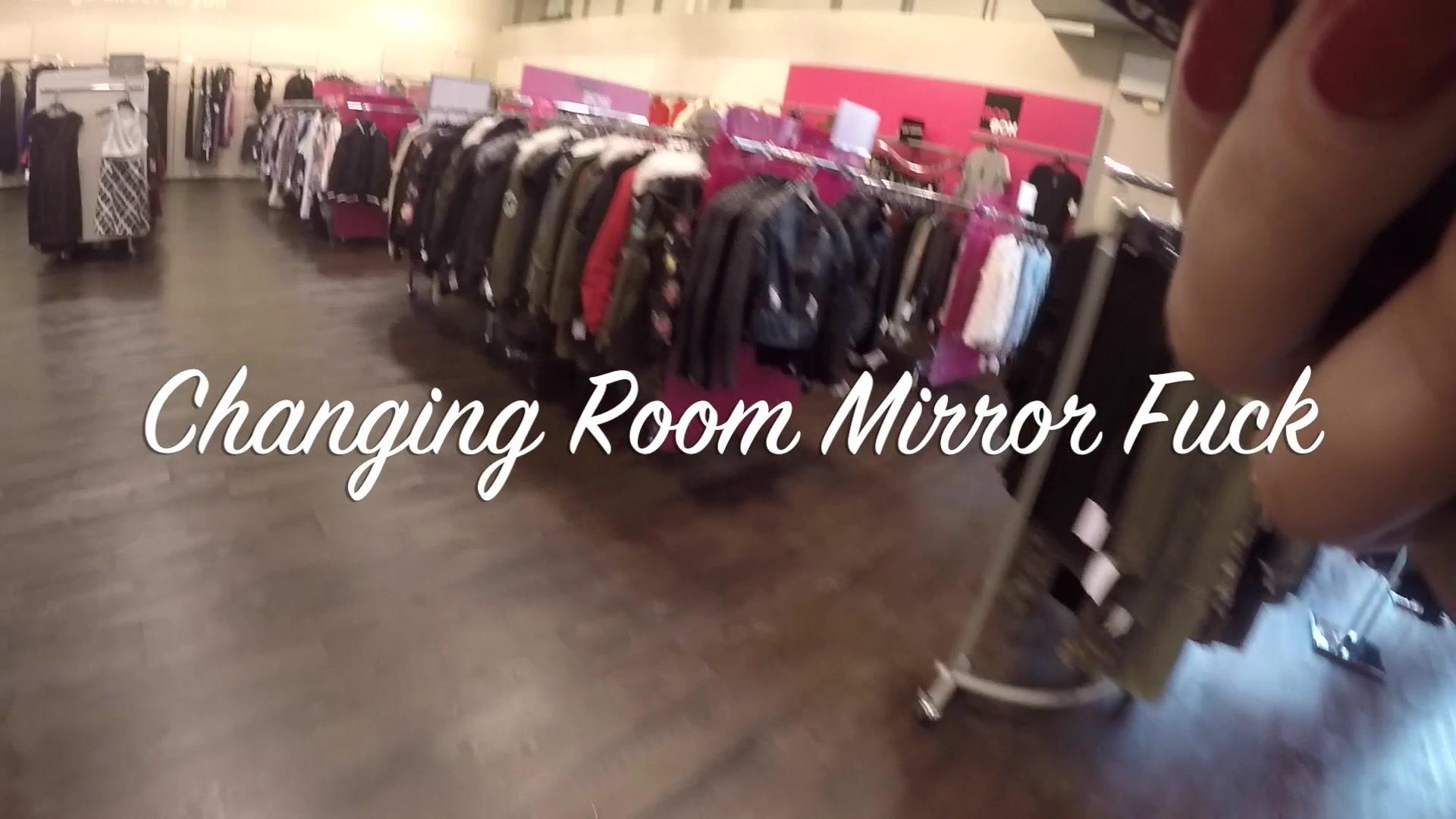 Anastasiaxx89 - Changing Room Mirror Fuck