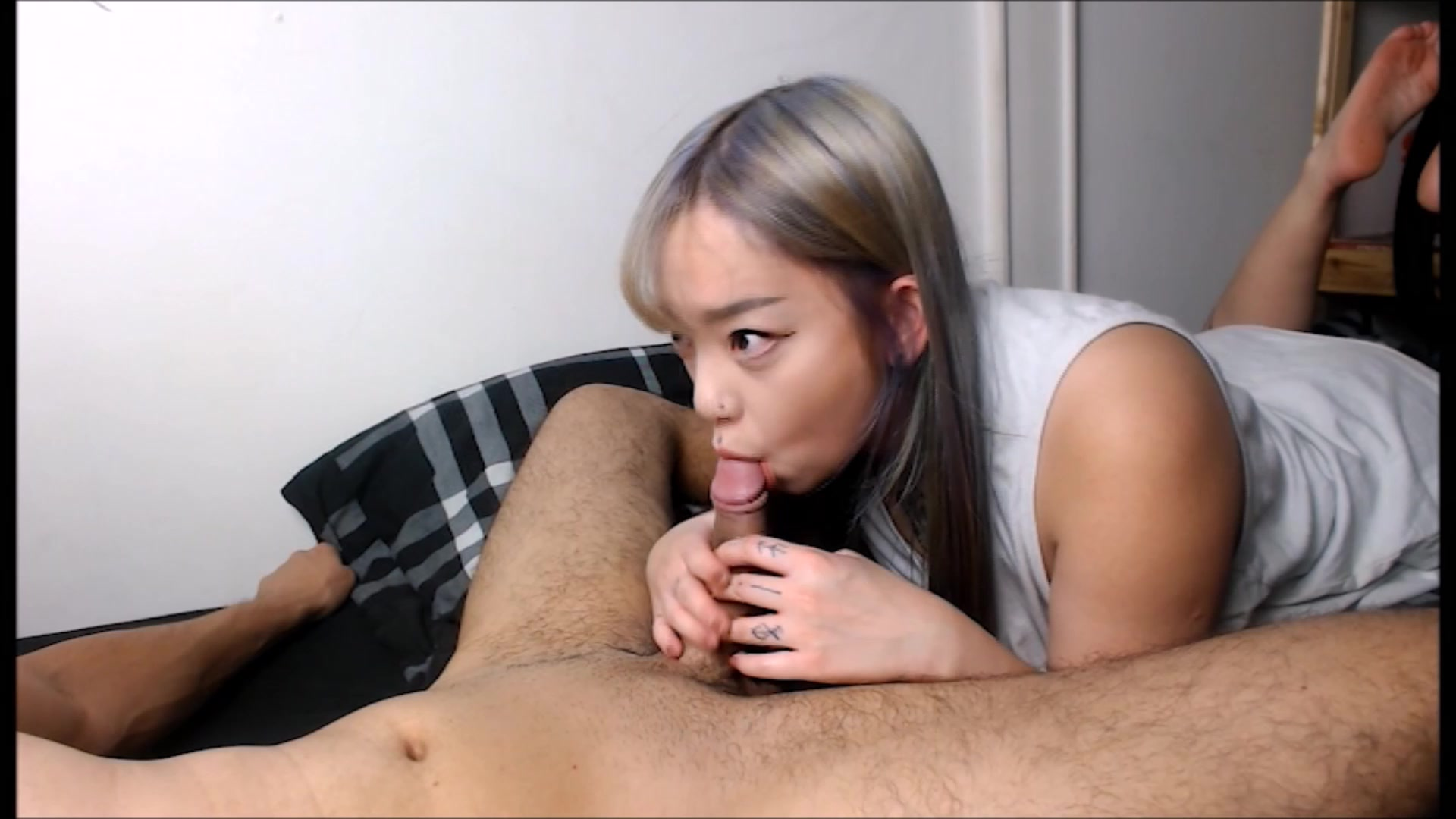 Asian Guys European Girl
