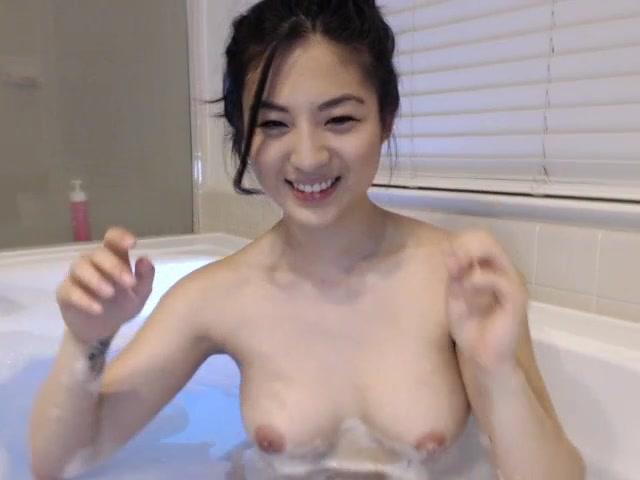 Hot Asian babe AngelWingzzz 2hrs long webcam show